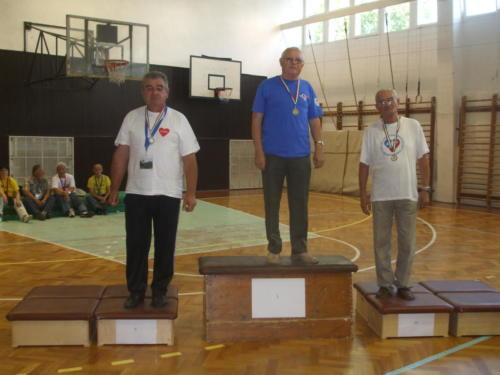 20. országos sporttalálkozó Székesfehérvár: az egyesület eredményei