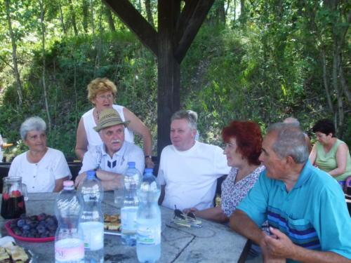 Látogatás a Miskolci Szív Egyesületnél Perecesen